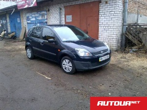Ford Fiesta 1.25 МТ comfort