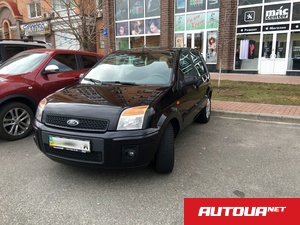 Ford Fusion 1.4 5MT