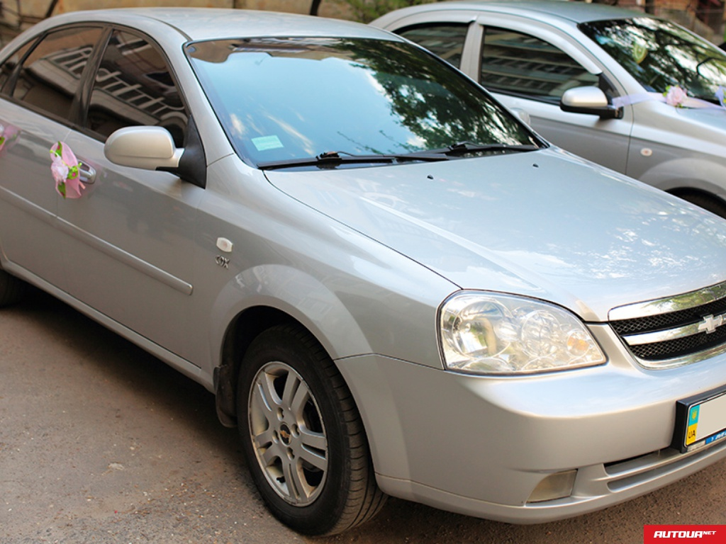 Chevrolet Lacetti Максималка 1.8 AT CDX 2006 года за 202 452 грн в Тернополе