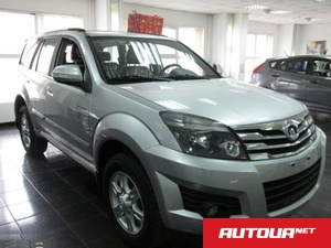 Great Wall Haval H3  2.0 MT Elite (4X4)
