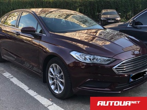 Ford Mondeo FUSION