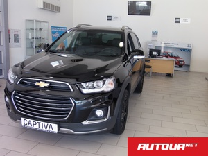 Chevrolet Captiva Black Edition LT