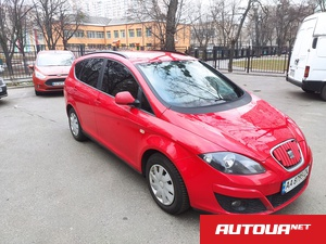 SEAT Altea I Tech Webasto