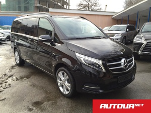 Mercedes-Benz V 250 Avantgarde Long 4 matic