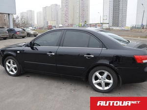 Hyundai Sonata 3.3 AT top